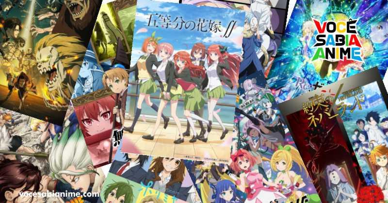 Guia de Sobrevivência Animes Inverno 2021