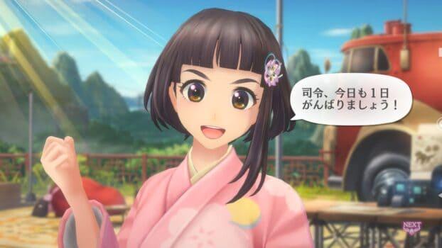 Sakura Kakumei deixa garotas mais fofas