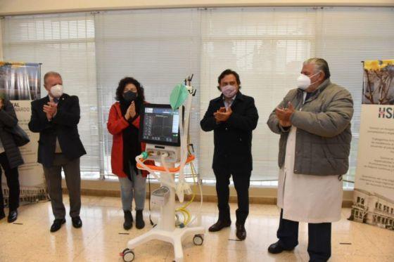 Sáenz y Vizzotti inauguraron el primer laboratorio de captura híbrida del sistema público