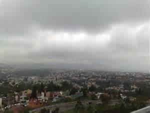 rain mexico city