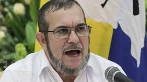 Timochenko, representante de las FARC