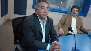 Juan Bautista (primer plano). Foto: Voces del Periodista