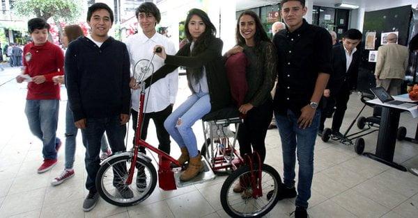 Tricicleta Parapléjica-IPN