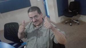 Rigoberto Vargas (@Oratoriapolitic). Foto: Voces del Periodista