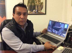 Alejandro Salcedo, presidente de Alapyme. Foto: CODICS