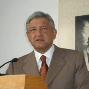 Andrés Manuel López Obrador. Foto: Wikimedia Commons