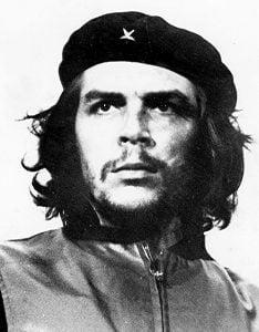 Ernesto Che Guevara. Foto: Wikipedia