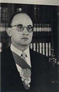Luis Echeverría Álvarez. Foto: Especial