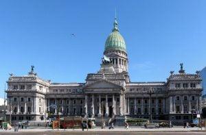 Congreso Nacional de Argentina. Foto: Commons Wikimedia