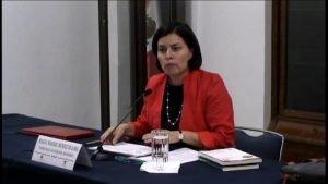 Magistrada Maribel Concepción Méndez de Lara. Foto: Especial