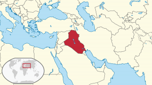 Irak. (Commons Wikimedia)