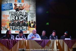 Voces que Recostruyen Festival Rock 2