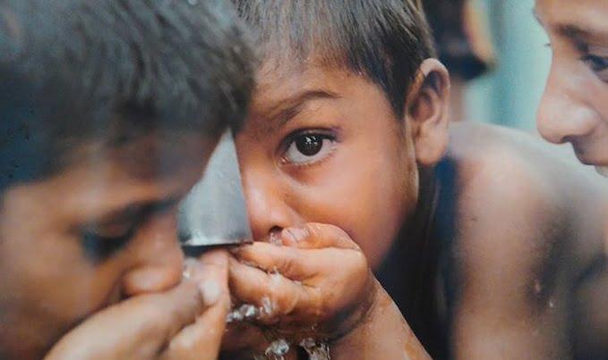 Falta de agua potable amenaza a niños más que la guerra: UNICEF ...