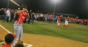 inauguración de las Ligas Infantiles y Juveniles de Béisbol Hermanos Alomar Velázquez.