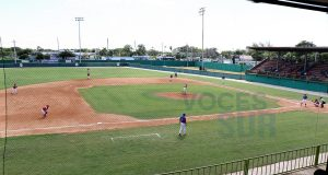 El béisbol es un de los deportes más populares en la región Sur.