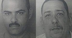 Policias arrestados