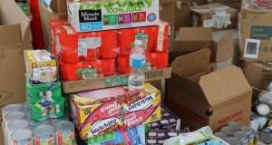 Se solicitan donativos de comida enlatada, agua embotellada y artículos de primera necesidad. (Voces del Sur)