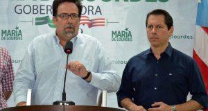 Denis Márquez y Juan Dalmau aspiran a la Legislatura por el PIP.