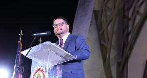 El alcalde de Guayanilla, Nelson Torres Yordán, afirmó que establecerá alianzas colaborativas con Yauco, Peñuelas y Guánica. (Voces del Sur / Pedro A. Menéndez Sanabria)