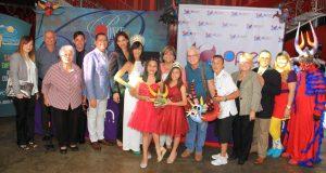 La alcaldesa María Meléndez Altieri ofreció detalles del Carnaval de Ponce durante un conferencia en el Parque de Bombas.