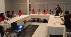 La primera reunión de Reinventadas les sirvió a las organizadoras del colectivo para presentar su plan de trabajo.