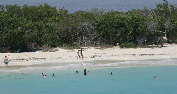 La Playuela (Playa Sucia), en Cabo Rojo. (Voces del Sur)