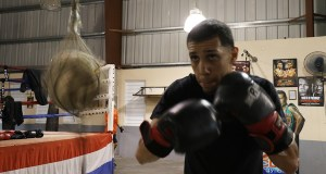 Josean Serra Pérez, boxeador ponceño. (Voces del Sur)