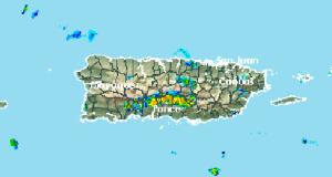 Imagen del satélite.
