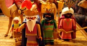 Representación de los Reyes Magos. (Flickr / a_marga)