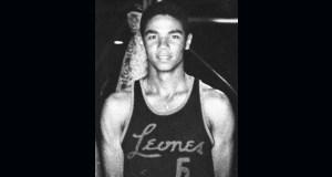 """Tomás """"Guabina"""" Gutiérrez fue un destacado jugador del Baloncesto Superior Nacional. (Museo Francisco """"Pancho"""" Coímbre)"""
