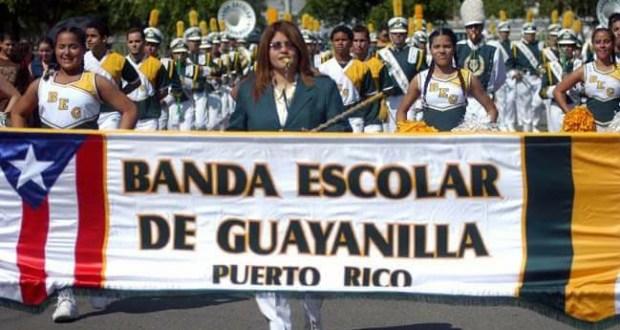 Banda Escolar de Guayanilla. (Facebook / Banda de Guayanilla Inc.)