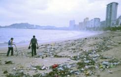 Acapulco Despues del desastre