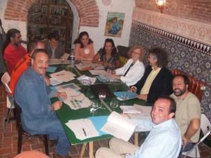 7.-Constitución del Comité Técnico Asesor.Madrid
