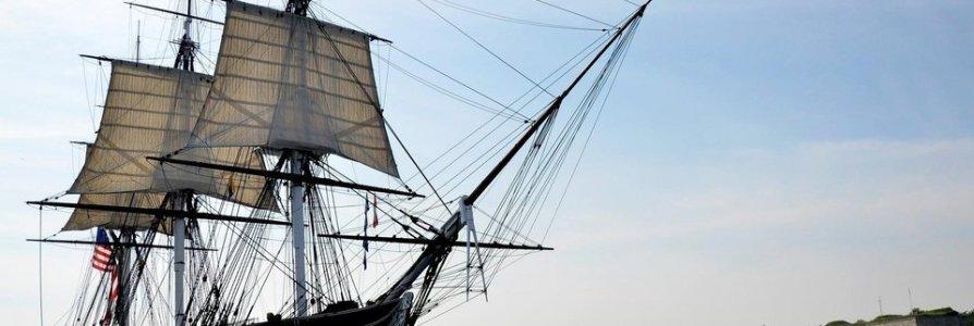 Indrukwekkende historische schepen meren aan in Antwerpen