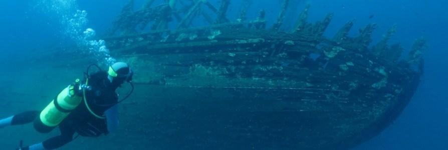 """Wrakken en redders in nieuwe expo: """"Schip vergaat twee keer: op zee en op de bodem"""""""