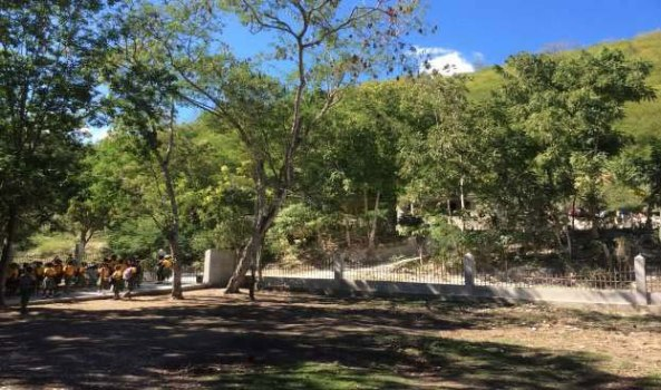 Haitian Project Outlives Donor Administration