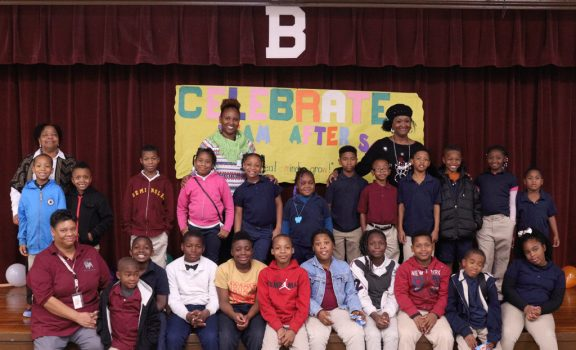 As Our Afterschool Year at Barr Elementary Wraps Up