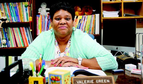 Rebuilding Lives – Valerie Green
