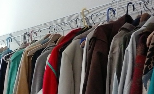 New or Lightly Used Clothing Call