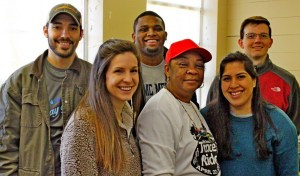 DrMLKJrday-UMMC Med Students Service Day