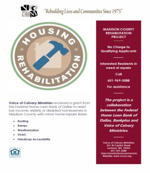 Madison Housing Rehabilitation Project