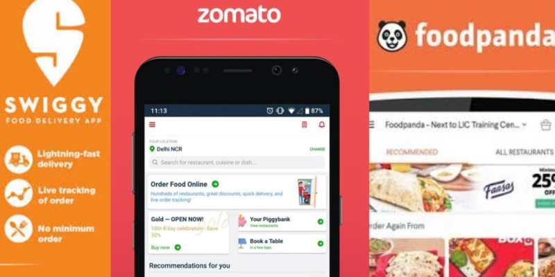 Online Food Delivery App