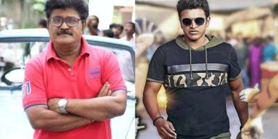 Puneeth Rajkumar and Jaggesh