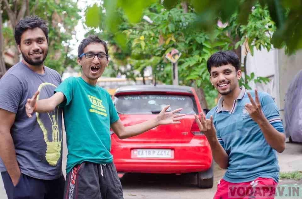 Friends With Shringa