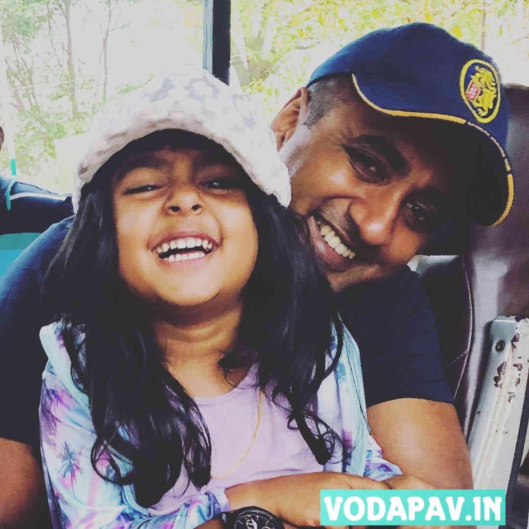 Adhya and Mahesh Gowda