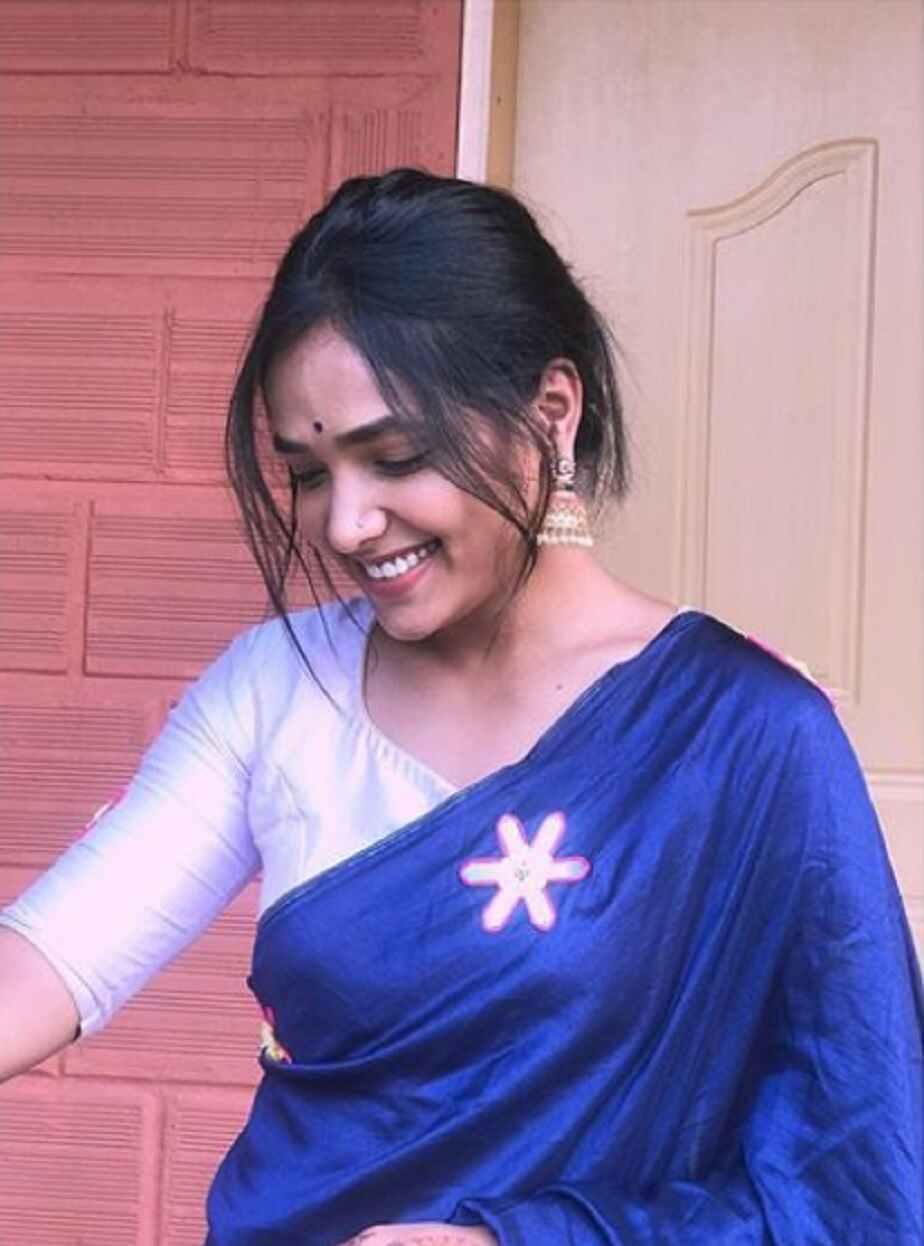 Anumpama Gowda Saree