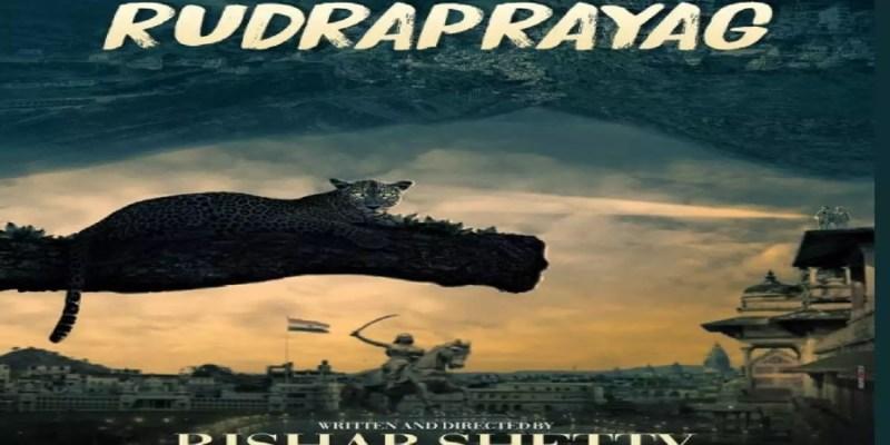 Rishab Shetty's Next Rudraprayag