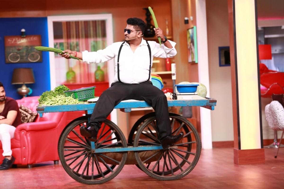Bigg Boss Kuri Prathap