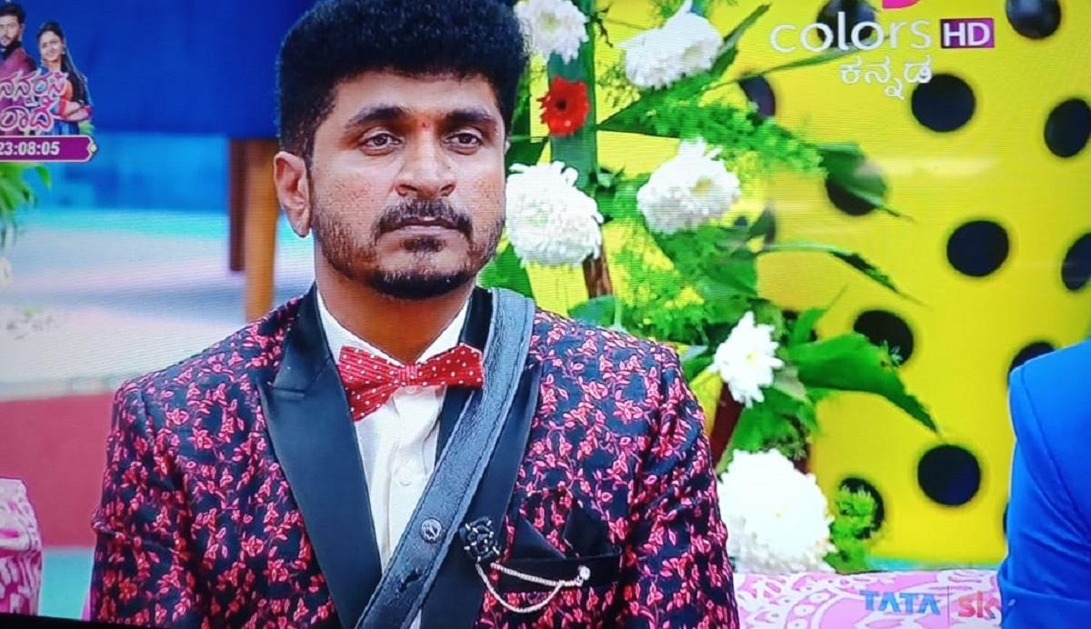 Kuri Prathap Runner Up