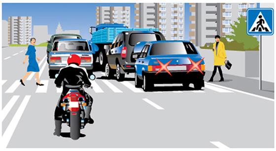 Про пешеходный переход. Можно ли добиться установки зебры
